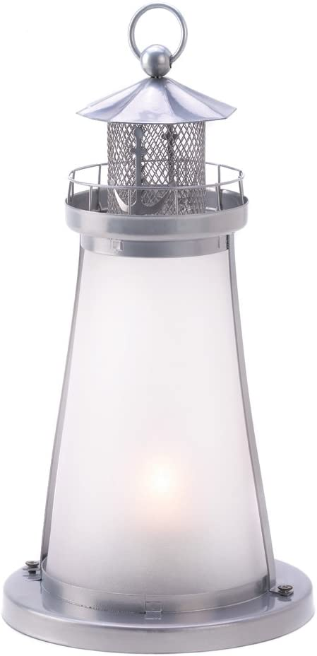 20 Wholesale Spasm price Lookout Lighthouse Centerpieces Wedding Candle Cheap sale Lamp
