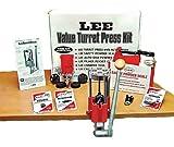 Lee Precision 909284-ssi Deluxe Tourelle Porte-Outils à 4Trous - Multicolore