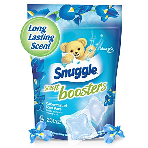 Snuggle Laundry Scent Boosters Concentrated Scent Pacs, 20 Count Now $2.59