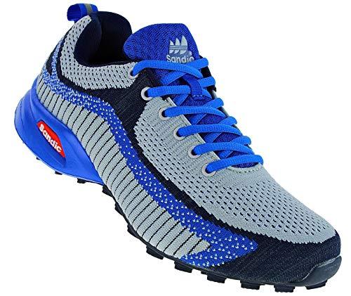 Sandic 121 Neon Turnschuhe Sneaker Sportschuhe Herren, Schuhgröße:42