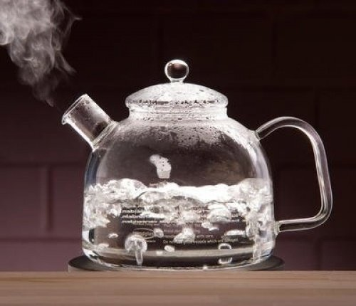 Wasserkocher mit Glasdeckel, 1,75l