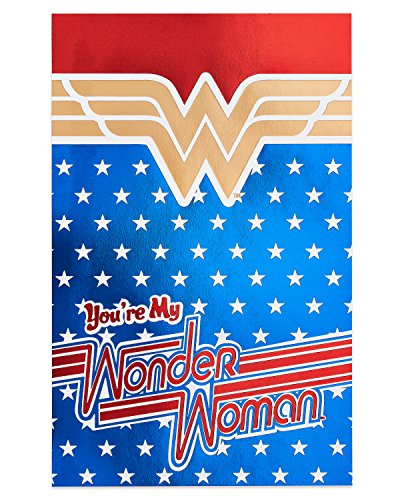 American Greetings Funny Mother's Day Card for Her (Wonder Woman)