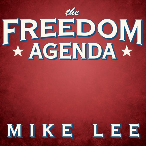 The Freedom Agenda audiobook cover art