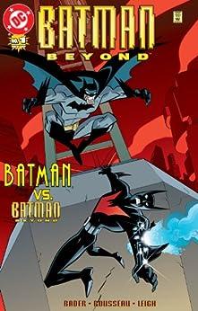 Batman Beyond (1999-2001) #1 by [Hillary Bader, Craig Rousseau, Bob Smith, Rob Leigh]