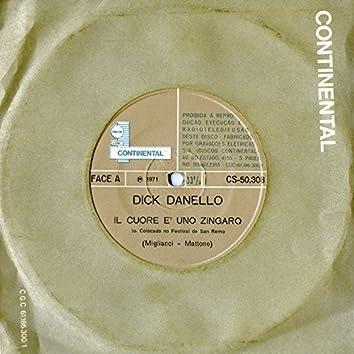 Il Cuore È Uno Zingaro / Poetica No. 1 - Single