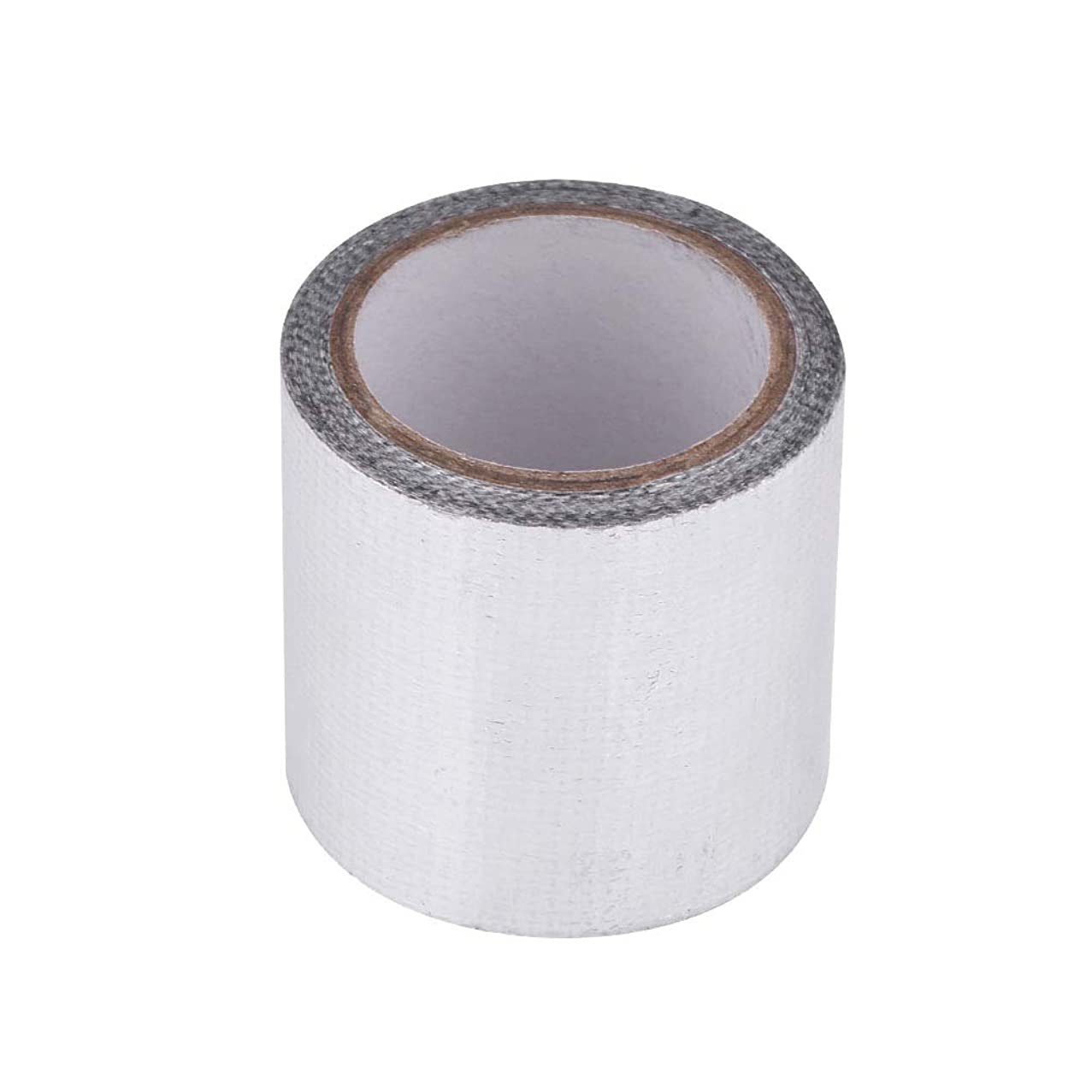 Aluminum Tape, Heat Proof High Temp Heat-Resistant Adhesive Aluminium Fiber Tape Rolls for Repair Remote Control Vehicle