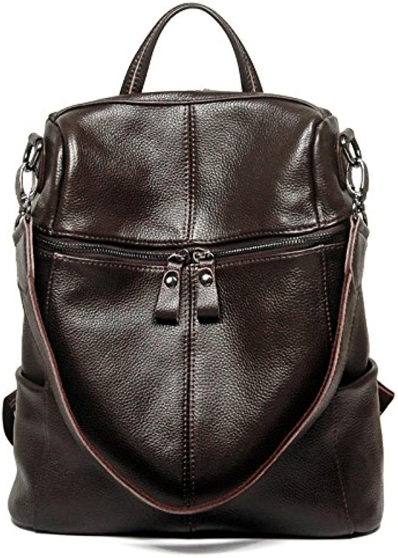 Leder - umhängetasche umhängetasche umhängetasche rucksack rucksack B071CT8223  Neues Design 6838ce