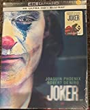 JOKER Steelbook 4K UHD Blu-ray U'MANIA LENTICULAR SLIP EDITION (UMANIA)