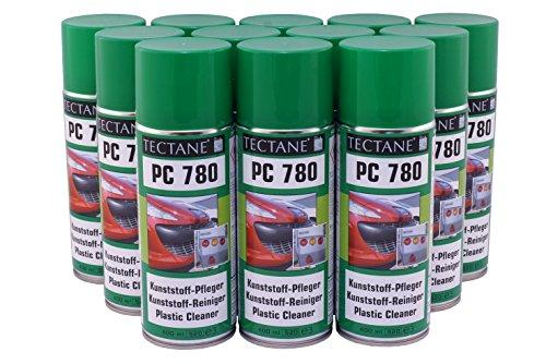 Preisvergleich Produktbild TECTANE Kunststoffpfleger 6, 15 / L Spray PC780 12x 400ml