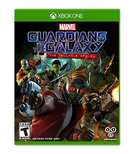 Marvel's Guardians of the Galaxy - The Telltale Series - Xbox One
