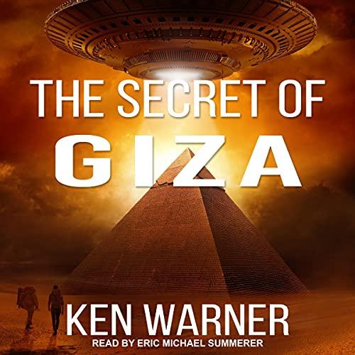 The Secret of Giza cover art