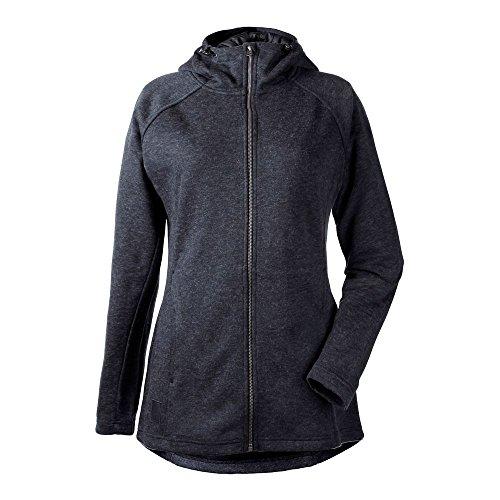 Didriksons Mona Women's Jacket - Übergangsjacke, Größe_Bekleidung_NR:36, Farbe:Coal Black
