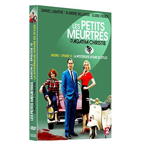 Les Petits MEURTRES D'AGATHA Christie 15-LA MYSTERIEUSE Affaire DE Styles