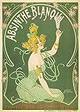 Vintage Beers, Weine und Spirituosen Absinthe Blanqui,
