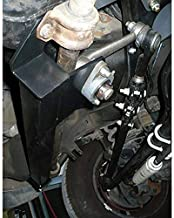 Synergy Manufacturing 8558-04 Dodge Steering Box Brace Replacement for 03-08 4WD 2500, 3500