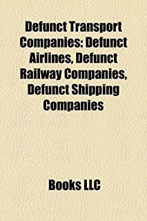 Defunct transport companies: Defunct airlines, Defunct railway companies, Defunct shipping companies, Defunct transport companies of Canada