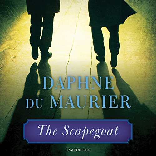 The Scapegoat audiobook cover art
