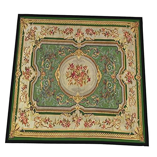Set di tovaglioli di stoffa vintage francesi, 15,7 x 50,8 cm