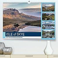 Isle of Skye, die raue schottische Schoenheit (Premium, hochwertiger DIN A2 Wandkalender 2022, Kunstdruck in Hochglanz): Eine fotografische Rundreise durch die verzauberte Landschaft wie aus einem Tolkien Roman. (Monatskalender, 14 Seiten )