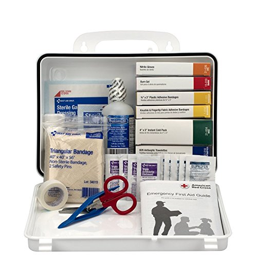 First Aid Only - 220-O Vehicle Bulk First Aid Kit, 85-Piece Kit