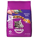 Whiskas Adult (+1 year) Dry Cat Food, Mackerel Flavour, 3kg Pack treatment for melasma Feb, 2021