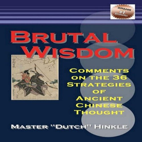 Brutal Wisdom audiobook cover art