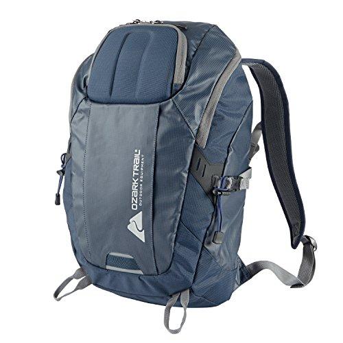 Ozark Trail 35L Silverthorne Hiking Backpack, Hydration-Compatible