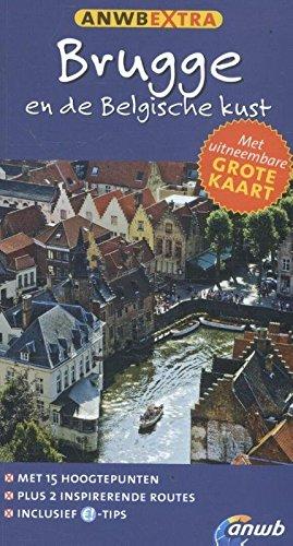 ANWB Extra Brugge en de Belgische kust