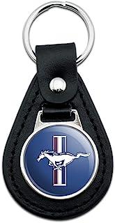 Mustangs keychains choose your school colors 1 DOZEN pieces