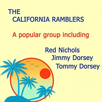 The California Ramblers, A popular group including Red Nichols, Jimmy and Tommy Dorsey
