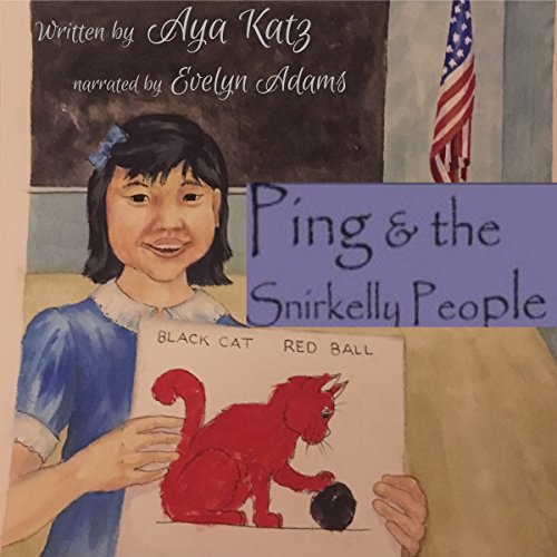 Ping & the Snirkelly People audiobook cover art