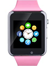 Smartwatch, Smart Watch with SIM Card Slot Text Call Reminder Camera Music Player..