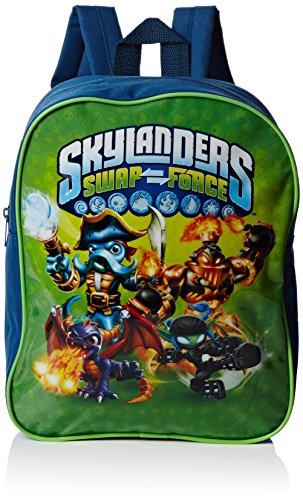 Skylander Swap Force, Sac à Dos Bleu Azul