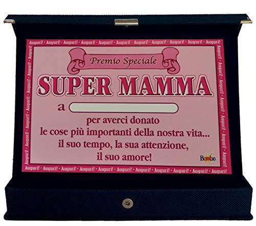 Bombo Targa Premio Speciale Mamma