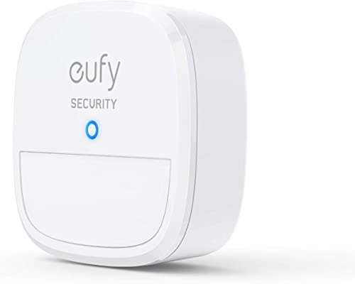 high quality Motion Sensor, eufy Security Home Alarm System Motion Sensor, 100° 2021 Coverage, outlet sale 30 ft Detection Range, 2-Year Battery Life, Adjustable Sensitivity (HomeBase Required), Optional 24/7 Protection Service outlet sale