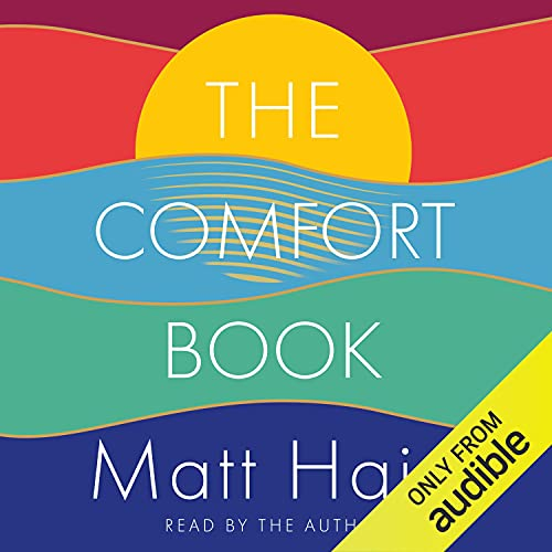 The Comfort Book cover art