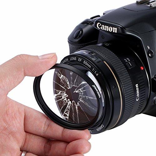 Neewer 67 mm Kit de Accesorios para Canon Rebel DSLR Cámaras ...