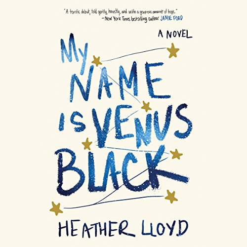 My Name Is Venus Black audiobook cover art