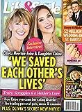 LIFE & STYLE February 15 2021 Olivia Newton-John & Chloe Lattanzi - Gwen Stefani & Blake Shelton - Kristen Stewart as Princess Diana