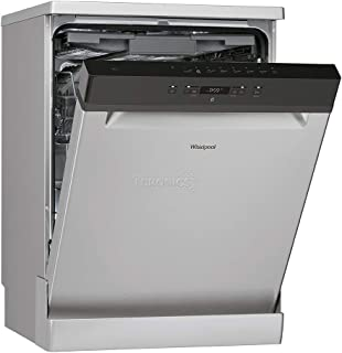 Whirlpool Dishwasher - Silver, WFC3C26 F X UX, 1 Year Warranty