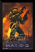 ArtDirect Halo 2 FRAMED 27x40 Game Promo Poster: