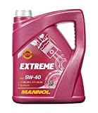 5 L MANNOL Extreme aceite de motor 5W40