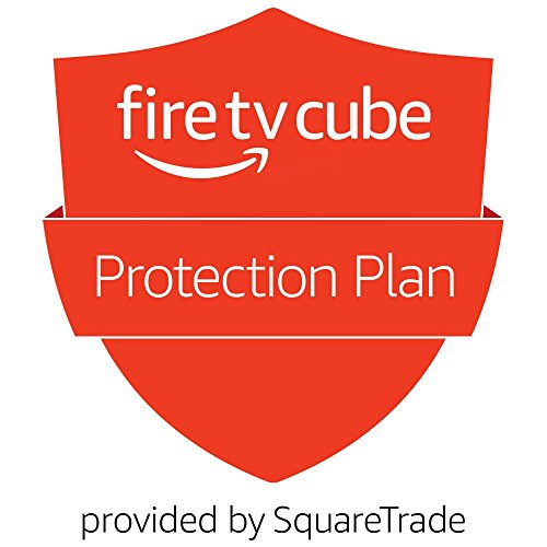 Price comparison product image 2-Year Protection Plan plus Accident Protection for Fire TV Cube (2019 release,  delivered via e-mail)