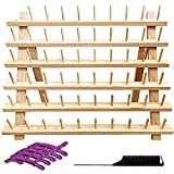 Braiding Rack for Hair with Parting Rat Tail Comb and Alligator Sectioning...