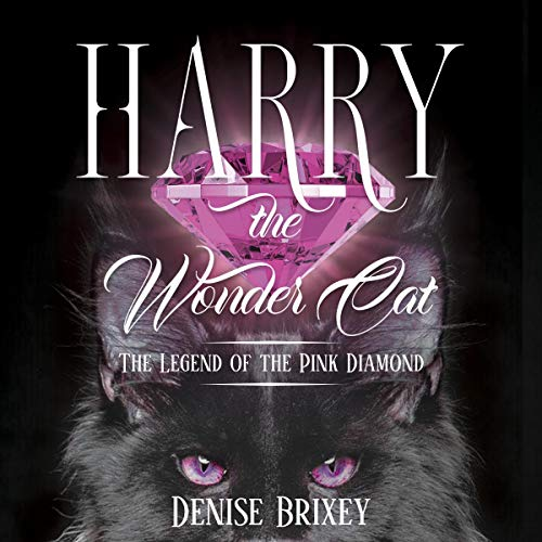 Harry the Wonder Cat audiobook cover art