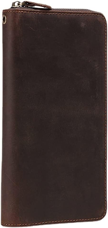 SSAGSVBINQAnsqb Mens Max 61% Tulsa Mall OFF Slim Wallet Men Fashion Clutch Genuine Bag