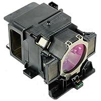 SIMPLLAMP elplp73/ v13h010l73高品質互換プロジェクターランプでHousin–-work for Epson eb-z8350W / eb-z8355W