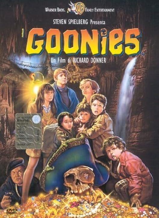 Dvd - film - i goonies B0749TZ35V