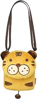 Fanspack Child Crossbody Bag Cartoon Shape Satchel Pouch Messenger Bag Mini Shoulder Bag