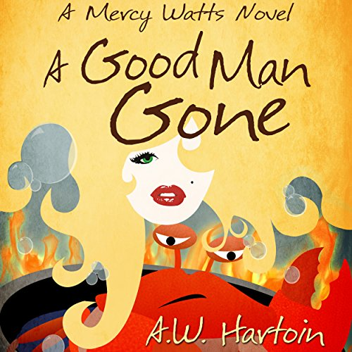 A Good Man Gone audiobook cover art